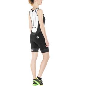Bioracer Tri Team Suit Damer, black/white